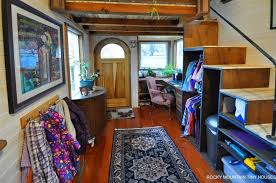 tiny homes interior pictures not so small living 5 of the best supersized tiny houses