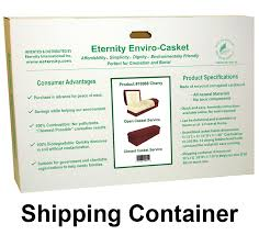 casket dimensions our products eco burial cardboard coffins kit eternity
