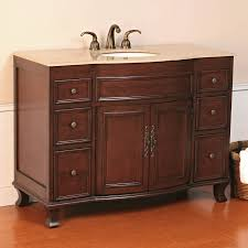 bathroom popular wood bathroom cabinet and storage units
