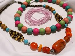 necklace from beads images How to make love beads 5 steps with pictures wikihow jpg