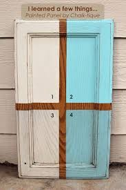 Paint Amp Glaze Kitchen Cabinets by Best 25 Distressed Cabinets Ideas On Pinterest Distressed