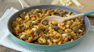 quick easy beef skillet recipes and meal ideas pillsbury com