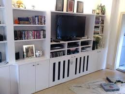 Bookcase Cabinets Living Room Wall Units Appealing Bookcase With Storage Bookshelves With Space
