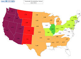 Hummingbird Map Illinois Was The Wettest State In The Us In June Illinois State