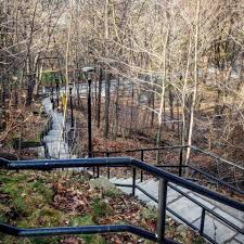 Death Stairs by I Would Run The Stairs Of Death For You Glendon Campus York