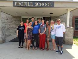 senior trips for high school graduates students donate senior class trip funds to help principal with