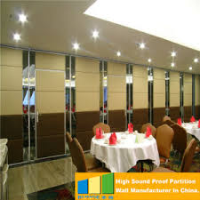 Accordion Room Dividers by China Accordion Room Dividers Operable Walls With Sound Proof And