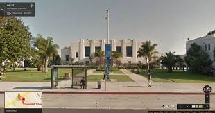 Google Maps In Usa With Street View by Visiting The High Schools From Your Favourite Teen Movies U2026 In