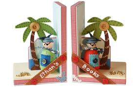 personalized bookends baby bookends personalised children s bookends handmade bookends