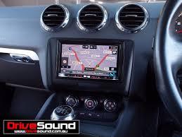 lexus sc430 vs audi tt an audi a4 b7 with the pioneer avic f70dab in dash multimedia