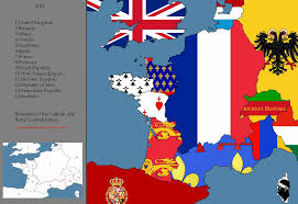 Spanish Empire Flag The French Counter Revolution By Steampoweredwolf On Deviantart