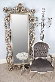 creative full length decorative mirrors home design image