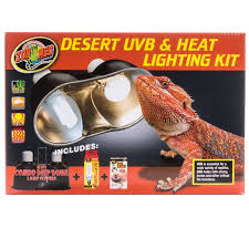 reptile fluorescent light fixtures zoo med zoo med desert uvb heat lighting kit reptile lighting kits