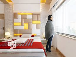 Interior Designers In India by Decorating Tricks For Your Bedroom 3d Interior Design Rendering