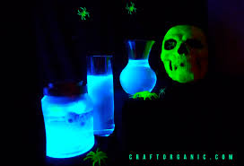Halloween Light Bulbs by Get More Bang With Your Black Lights Craft Organic
