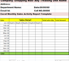 Daily Sales Report Template Excel Free Sales Reports Free Report Templates
