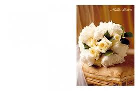 carte mariage ã imprimer carte remerciement pour mariage à imprimer