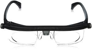 magnifying eyeglasses with light as seen on tv amazon com as seen on tv instant 20 20 adjustable glasses 4 ounce