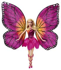barbie mariposa u0026 fairy princess mariposa doll amazon uk