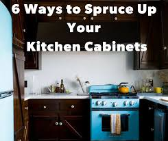 Ways To Spruce Up Your Kitchen Cabinets Big Chill - Spruce up kitchen cabinets