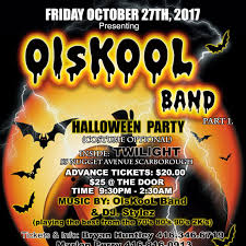 olskool band halloween party 2017 tickets