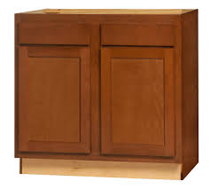 what sizes do sink base cabinets come in glenwood shaker 36 door range sink base cabinet