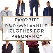 pregnancy clothes favorite non maternity clothes for pregnancy it starts with