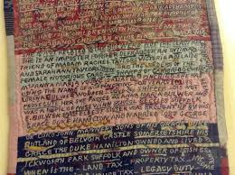 centre for material texts search results texts and textiles