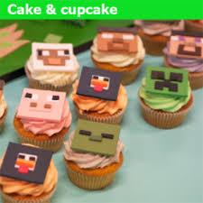 minecraft cake topper minecraft party supplies minecraft party decorations minecraft