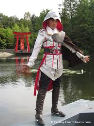 Ezio Halloween Costume Assassin U0027s Creed Ezio Auditore Costume