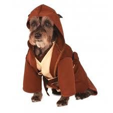 dog halloween costumes images star wars jedi robe dog costume with same day shipping baxterboo