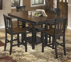 buy ashley furniture owingsville square dining room counter height