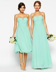 bridesmaid dresses that won u0027t break the bank the perfect palette