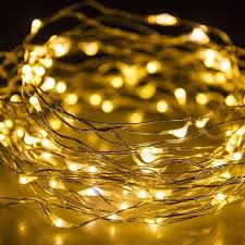 copper wire led lights 10m 100led copper wire led xmas tree decor fairy string light l