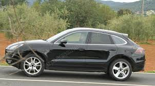 porsche macan 2014 the baby cayenne s cabin revealed by car magazine