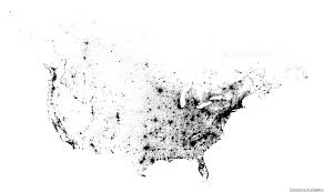 canadian map population distribution this is how empty canada really is photos