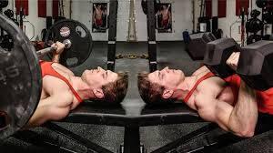 barbell bench press vs dumbbell bench press which builds more