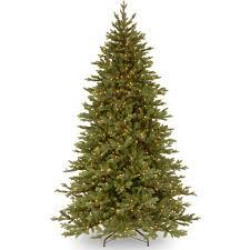 pre lit 4 5 u0027 vermont fir artificial christmas tree 250 clear