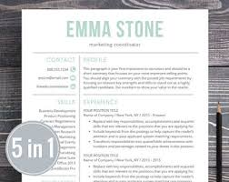 resume templates for pages mac resume templates professional marketing by theshinedesignstudio