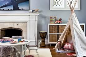 tipi chambre tipi pour une chambre d enfant inspiration déco clematc