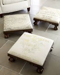 Shabby Chic Footstool by Antique Footstools Foter