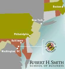 washington dc region map the location dc metro area robert h smith school of business