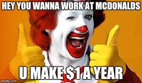 Ronald Mcdonald Meme - ronald mcdonald latest memes imgflip