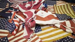 How To Dispose Of A Flag Properly Old Glory Etiquette How To Properly Retire An American Flag Newsday