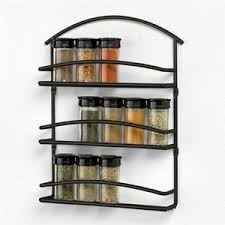 Spice Rack For Wall Mounting 3 Tier Euro Wall Mount Spice Rack 45410 45478 23 99