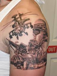 collection of 25 half sleeve army ranger
