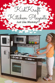 Pretend Kitchen Furniture by Best 25 Kidkraft Kitchen Ideas On Pinterest Toddler Kitchen