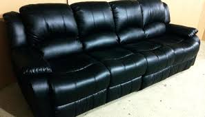 Leather Reclining Sofa Sale 4 Seater Leather Recliner Sofa Russcarnahan