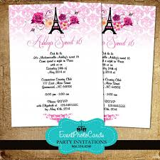 themed quinceanera invitations themed quinceanera