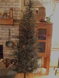 7 foot primitive country german twig tree from